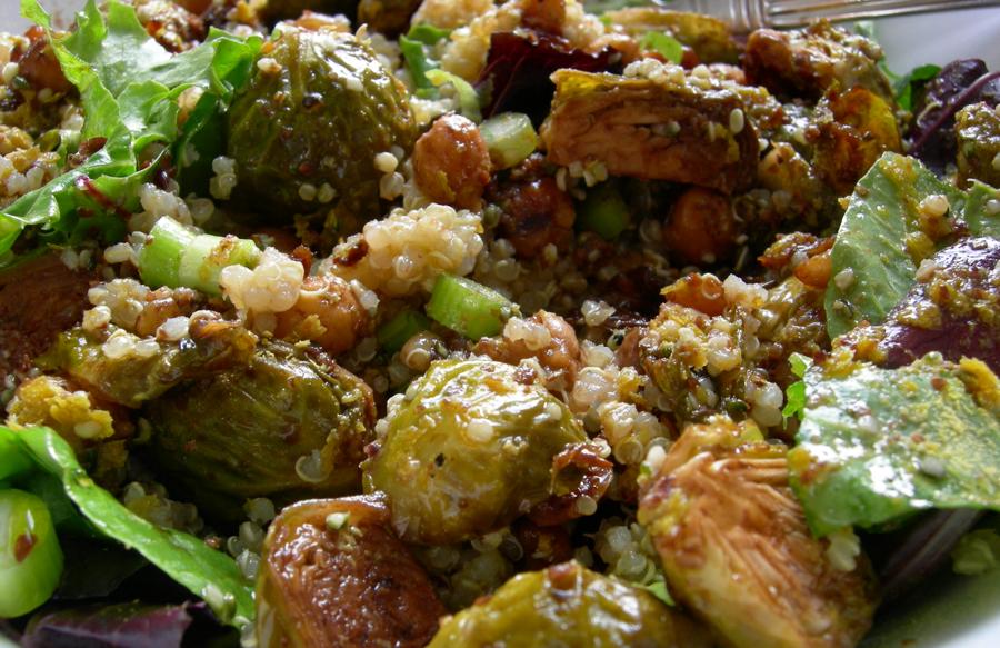 VO-brussel-sprout-quinoa-casserole-salad
